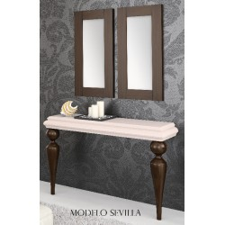 Mueble auxiliar recibidor modelo Sevilla