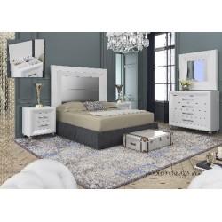 Dormitorio de matrimonio modelo Canadá