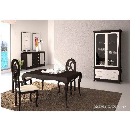 Muebles de comedor modelo Escocia - MOBIBAÑO - Baño y hogar