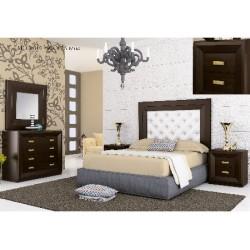 Dormitorio de matrimonio modelo Escocia