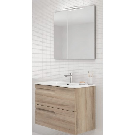 Mueble de baño Vitale 3 cajones