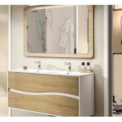Mueble de baño Óvalo