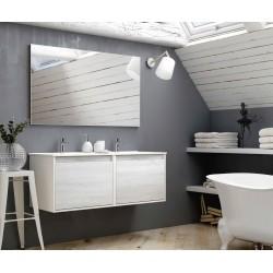 Mueble de baño Poole 120cm